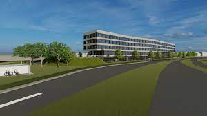 Nieuw Hotel bij rotonde Seggeland