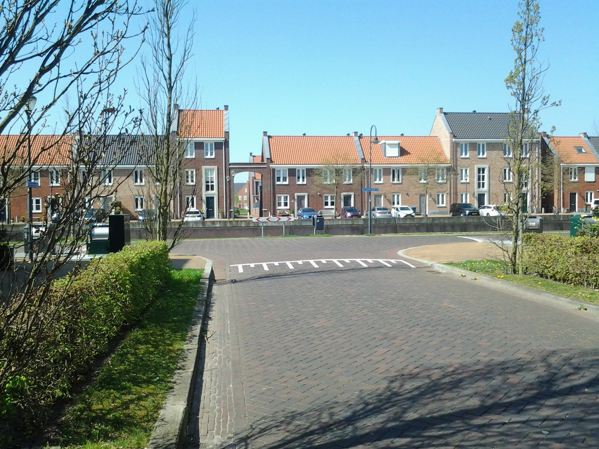 Brug van Landvoogdes naar Dijkgraaf